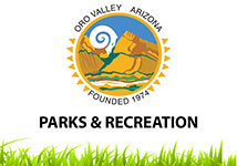 Oro Valley home page