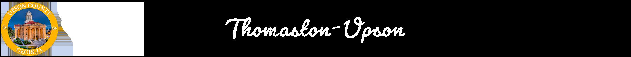 Thomaston-Upson