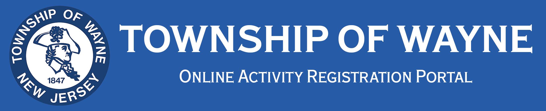 Wayne Township Activities Registration Portal