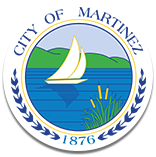 City of Martinez Seal