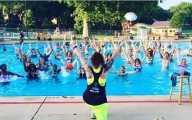 Aqua Zumba is perfect for those looking to make a splash by adding a  low-impact 955439e93